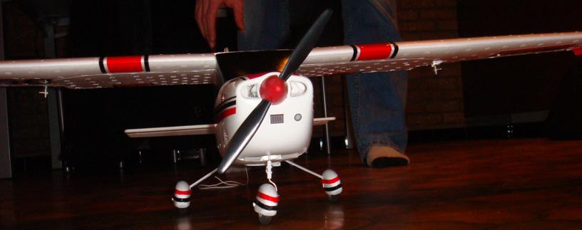 Secretarisvliegtuig